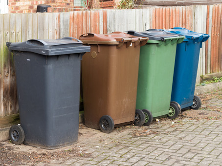 Waste collections temporarily reduced