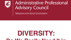 Putting words to discomfort in the conference room: minority status with majority privilege
