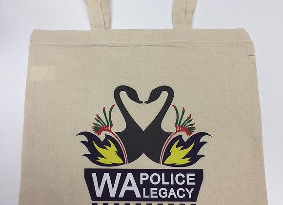 WA Police Legacy Calico Bag