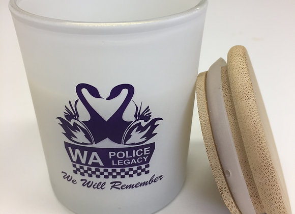 WA Police Legacy Remembrance Candle