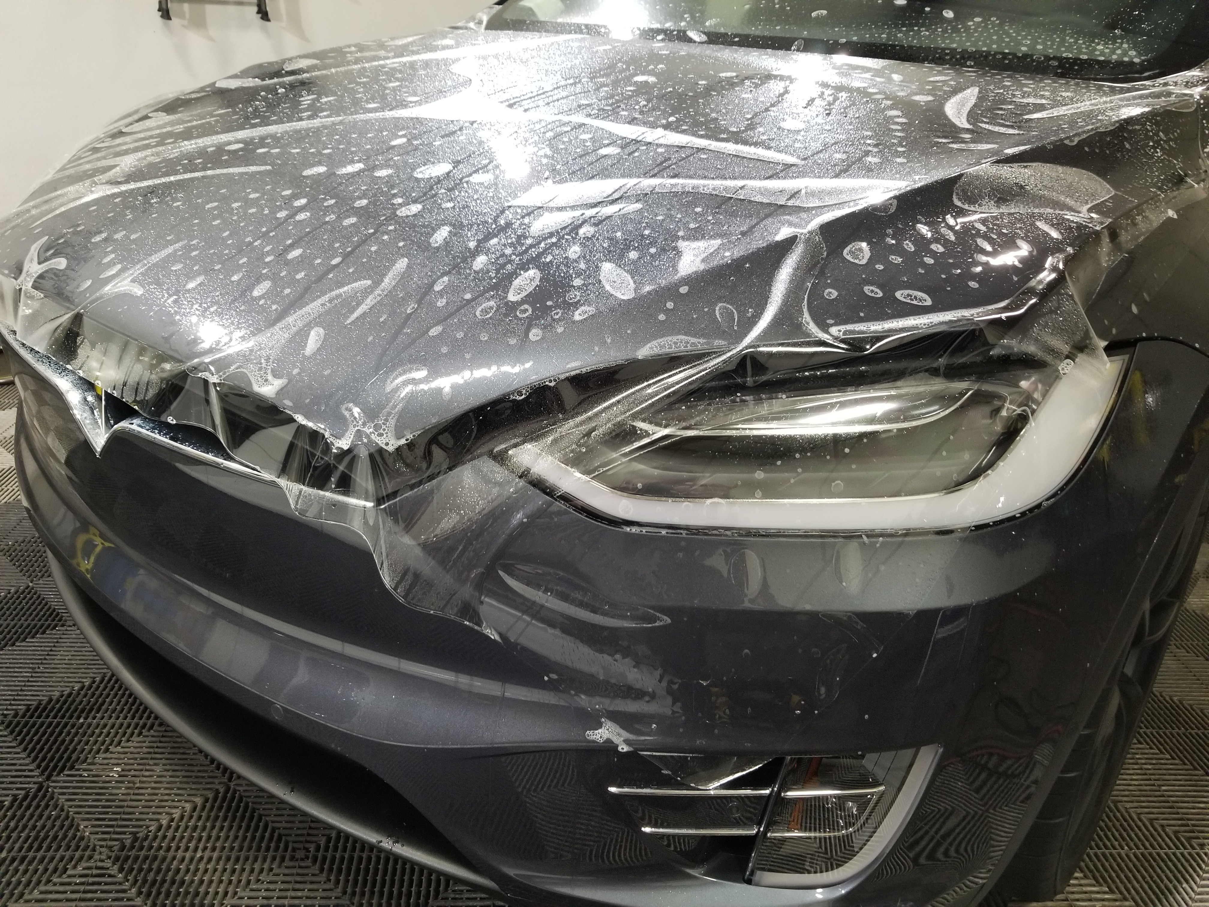 Paint Protection Film Installation