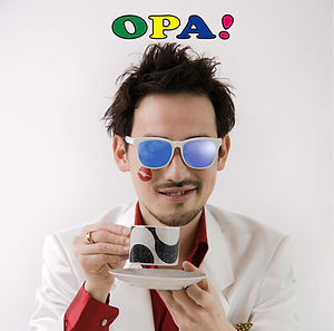 CANTAS MURATA & SAMBAMACHINES 2nd Album『OPA! 』