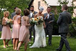 Charred Oaks Inn HQS for intimate weddin