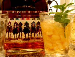 CHARRED OAKS INN LOVES #MINT JULEP MONTH!