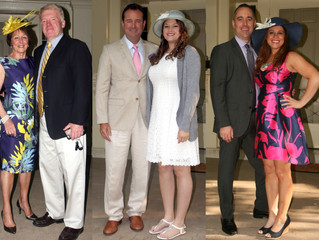 CHARRED OAKS INN KENTUCKY DERBY 142, 143 and 144 FASHIONS!