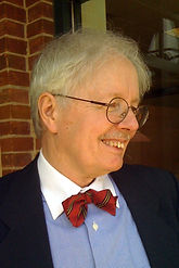 Richard B. Riley, artist, owner and innkeeper, Charred Oaks Inn, Versailles, KY