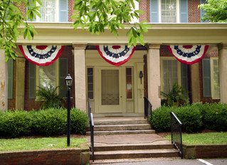 HAPPY FOURTH OF JULY FROM ALL OF US AT CHARRED OAKS INN!