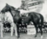 Charred Oaks Inn's history includes 1960 Kentucky Derby second place winner Bally Ache