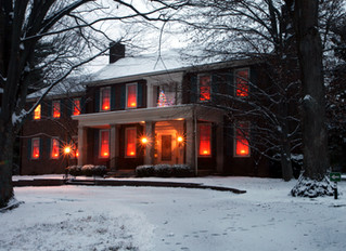 HAPPY CHRISTMAS FROM ALL OF US AT CHARRED OAKS INN!
