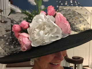 CHARRED OAKS INN REMINDS EVERYONE TO POST THEIR BEST DERBY HAT PHOTO #KeenelandHatContest