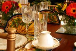 Dining Room Charred Oaks Inn