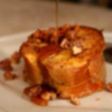Freshly prepared gourmet breakfasts served at Charred Oaks Inn Kentucky