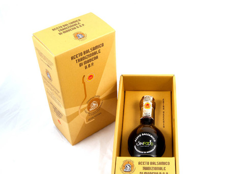 What is Traditional Balsamic Vinegar of Modena DOP ?