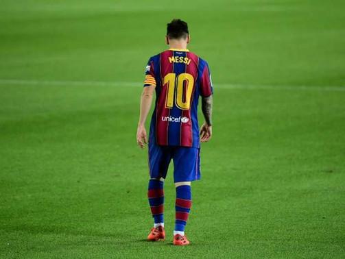 """Se queda"" à venir pour Léo Messi ?"