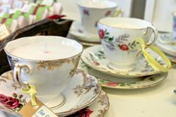Senalice Tea Cup Candles