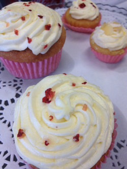 Raspberry Blush Cups