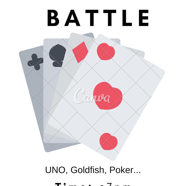 Card Game Battle