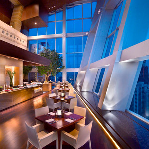 Grand Hyatt Hotel, Shenzhen, China
