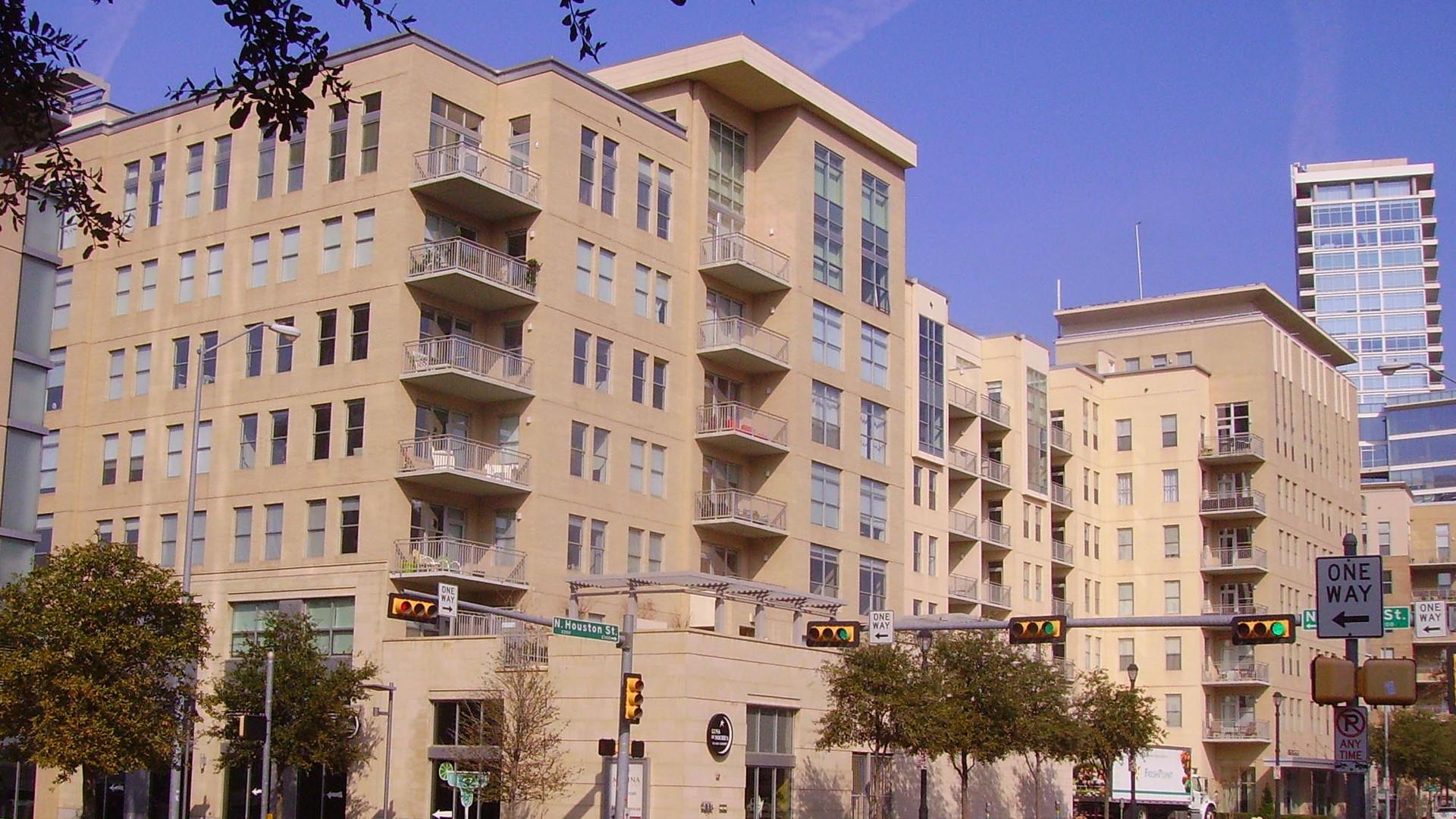 Terraces Condos, Vista Apts & Retail, Victory Park