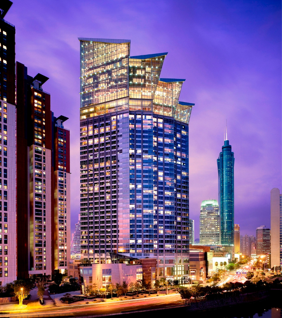 Grand Hyatt Hotel, Shenzhen, China