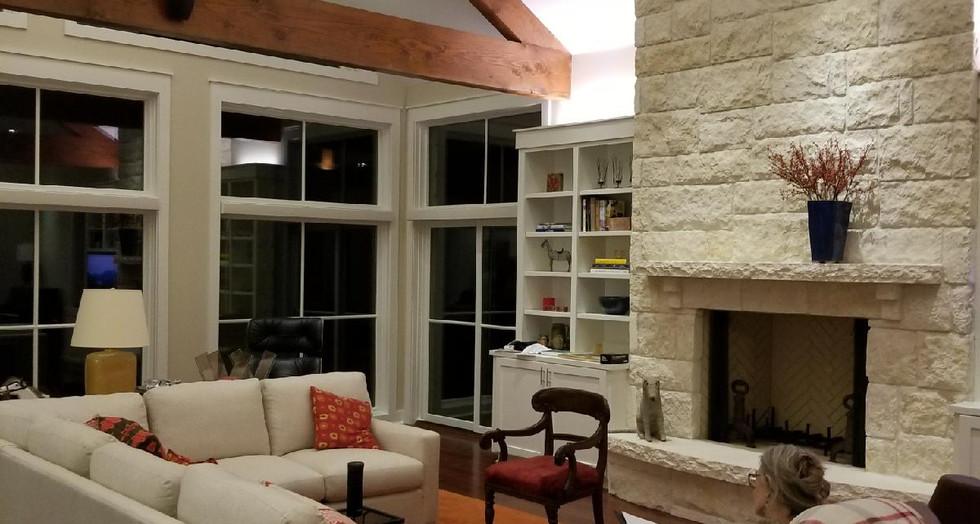 JPY House Family Room, Navasota, TX