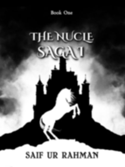 the nucle saga book one cover page