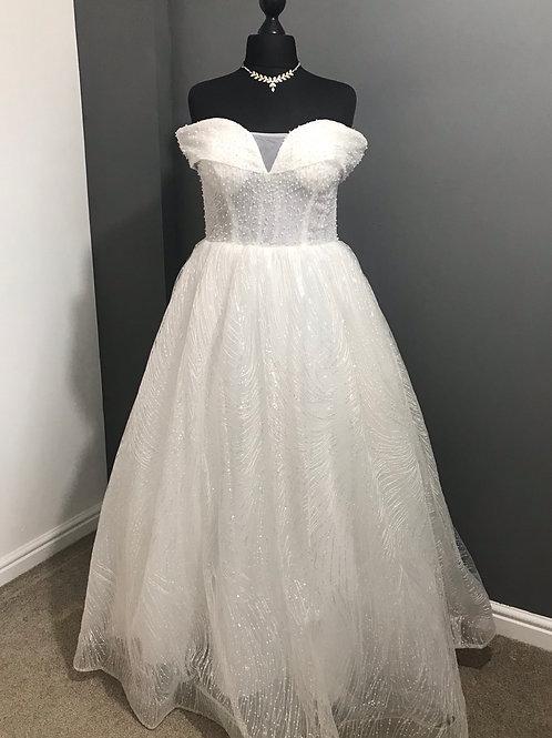 Size 20/22 Wedding Dress