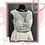 Thumbnail: Size 22 Pale Ivory Wedding Dress