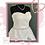 Thumbnail: Size 18/20 White Dress with belt