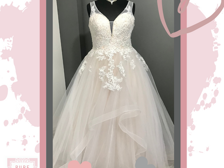 Curvy Brides - we are here for you!
