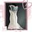 Thumbnail: Size 10 Ivory Lace Mermaid Wedding Dress