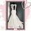 Thumbnail: Size 22 Ivory Mermaid/Trumpet Wedding Dress