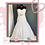 Thumbnail: Size 18 Ivory Fit and Flare Wedding Dress