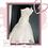 Thumbnail: Size 10/12 Ivory Benjamin Roberts Wedding Dress