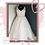 Thumbnail: Size 20 Ivory Lace Wedding Dress