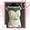 Thumbnail: Size 14 Ivory Illusion Neckline Wedding Dress