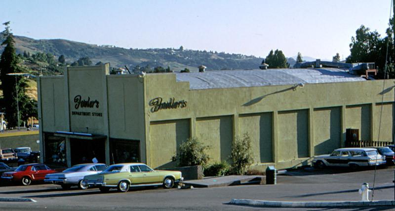 Fowler's Department Store, June, 1973