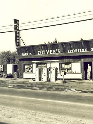 Oliver's, c. 1953