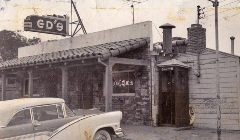 Ed's, c. 1956