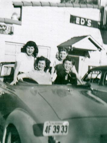 Ed's Tavern, c. 1950