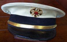 Chief Matteson's Hat