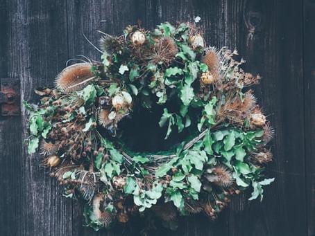 Christmas means ... mistletoe