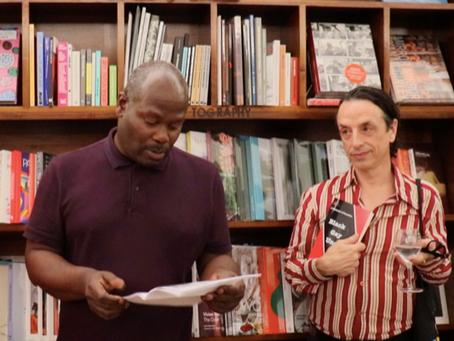 Book Launch: Black, Gay & Underage