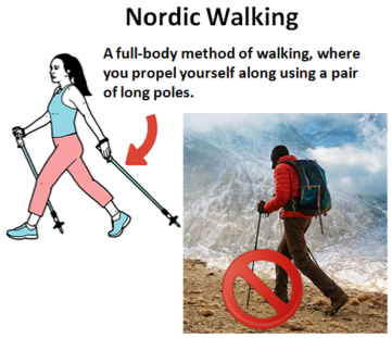 Nordic Walking for Breast Cancer