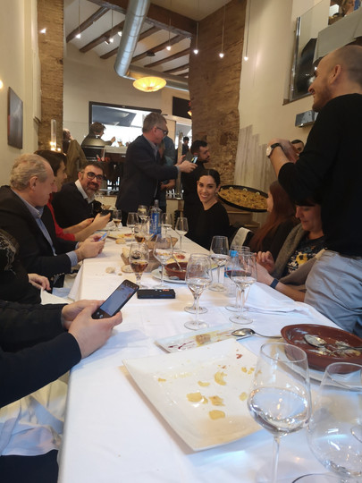 InAdvance kick-off meeting in Valencia February 2019