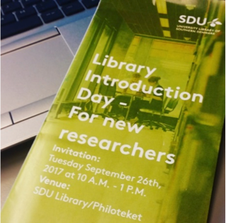 New researcher by SDU