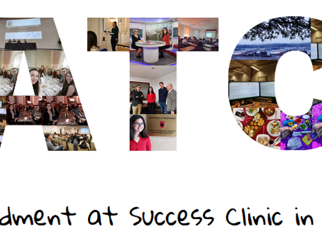 My secondment at Success Clinic in pictures