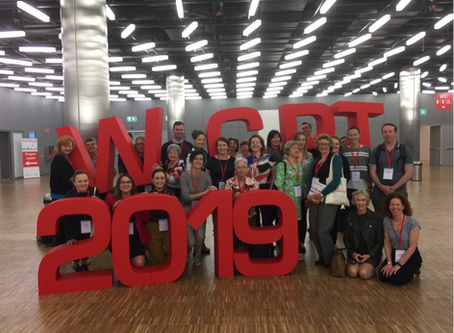 Adventures of a PhD researcher: attending a global physiotherapy conference! A photo-blog of WCPT 20