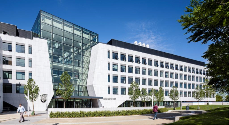 The O'Brien Centre for Science - home to Insight at UCD