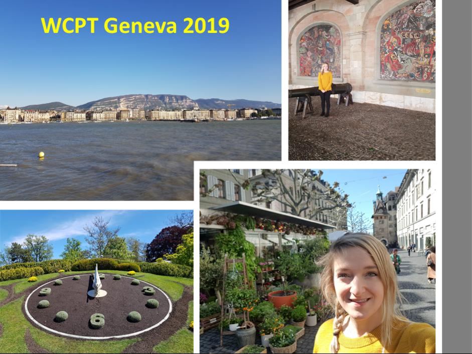 WCPT Geneva 2019